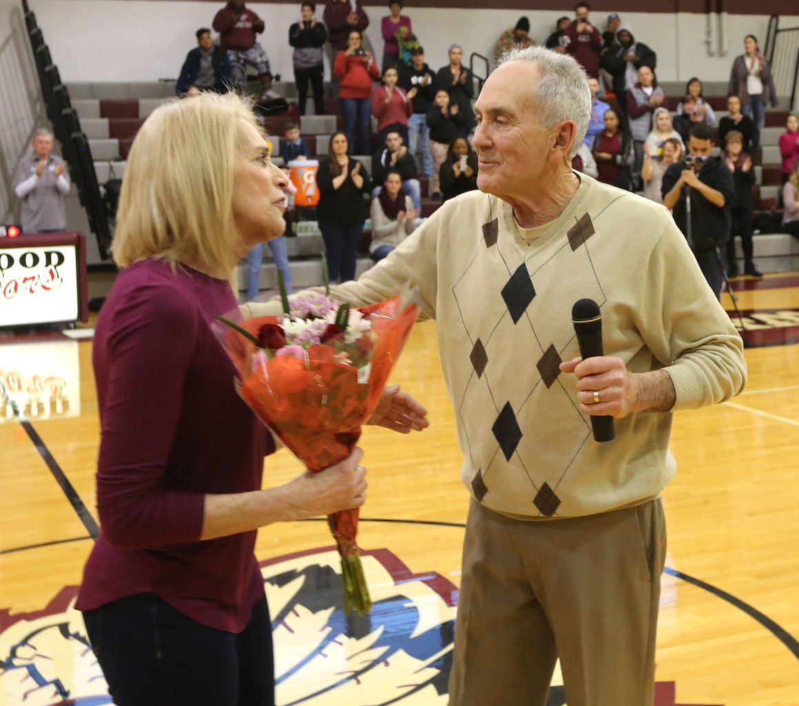 Troiano Honored Wildwood Basketball
