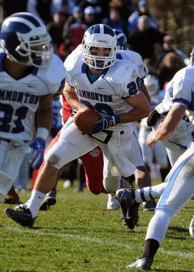 Hammonton prepared to finish run at South Jersey football title