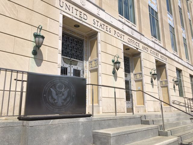 Federal Court House Camden