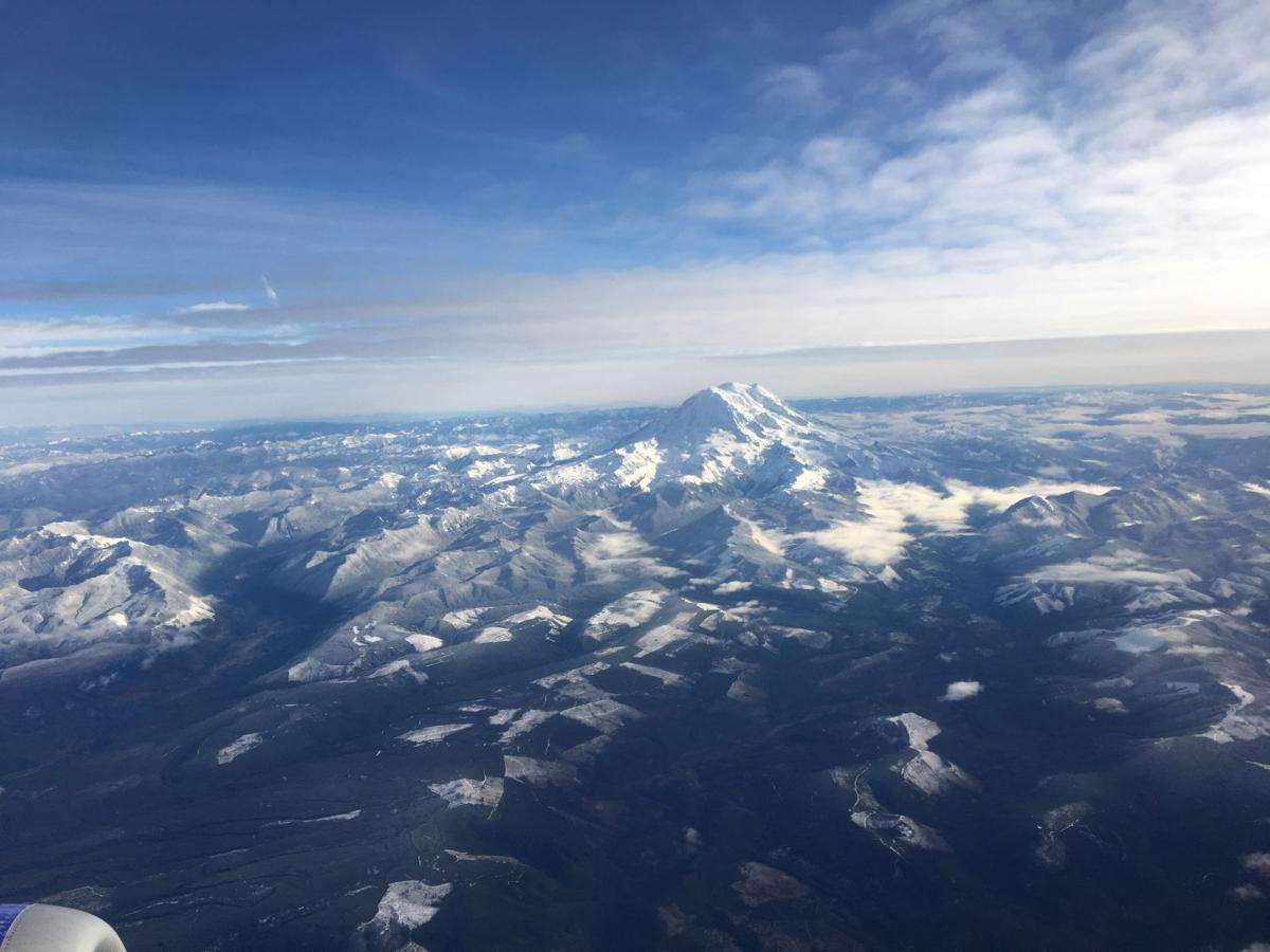 Beautiful Seattle scenery