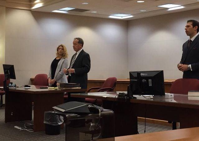 Augello in court