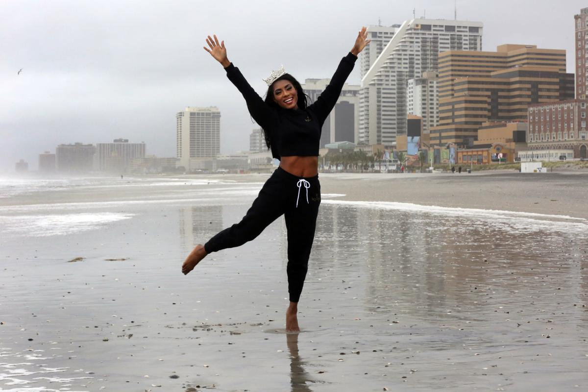 Miss America Toe Dip