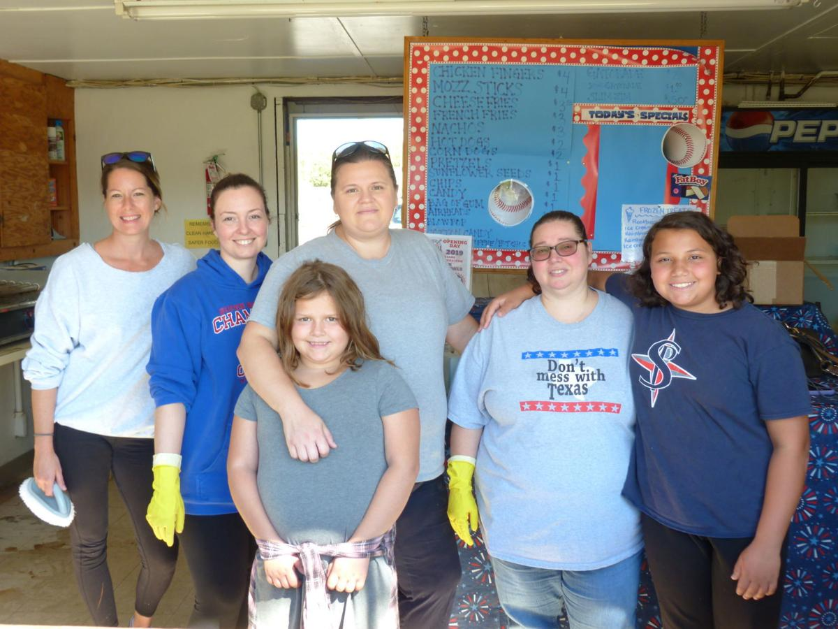 Point Volunteers Rebuff Vandalism with Muscle and Positive Energy