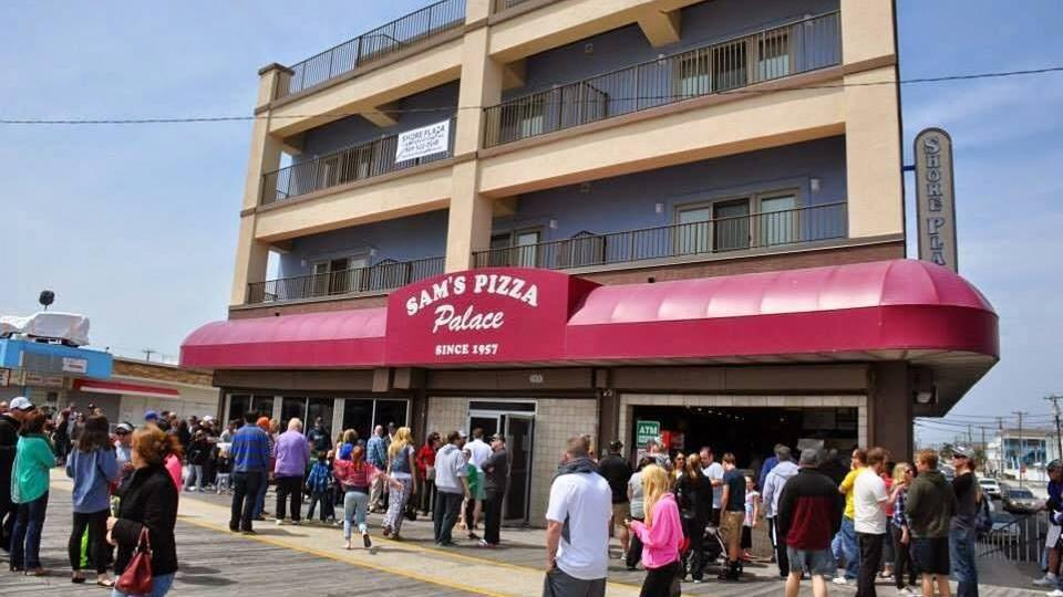 Sam's Pizza Palace opens its doors for the season