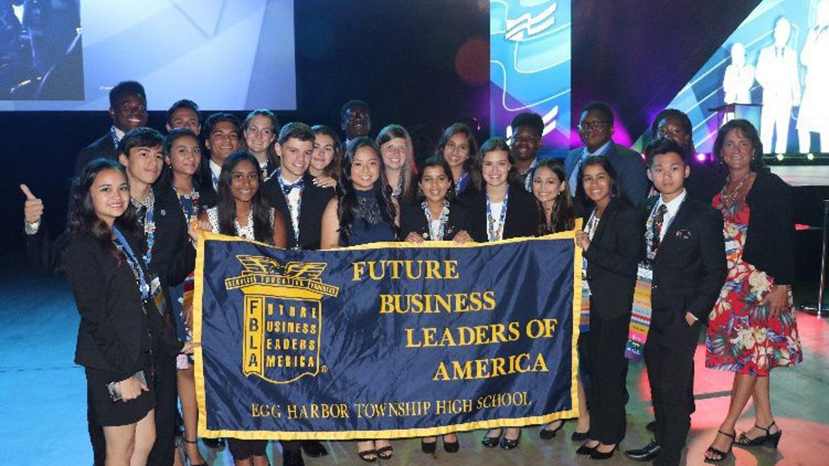 Future Business Leaders Of America From Egg Harbor Township Earn Honors At National Event Egg Harbor Ehc Pressofatlanticcity Com