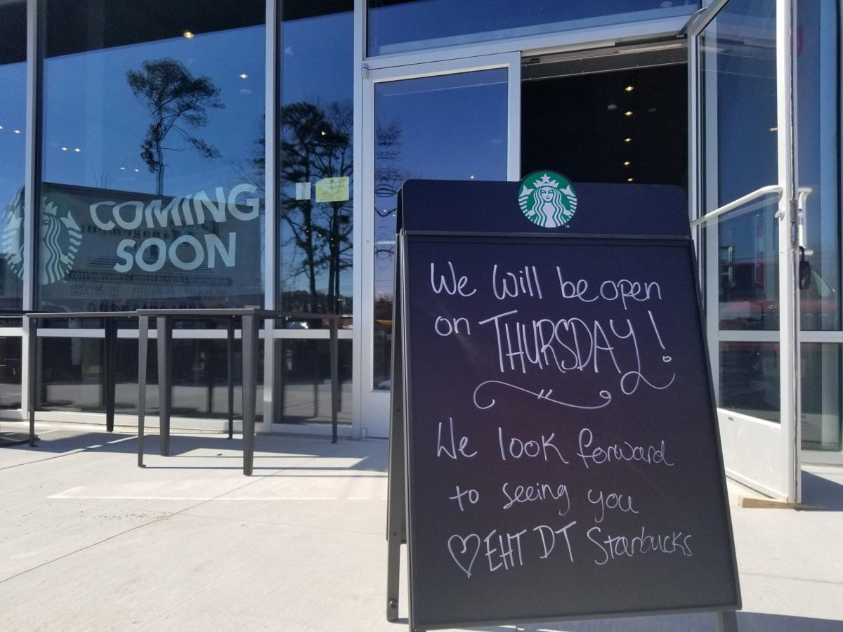 EHT Starbucks