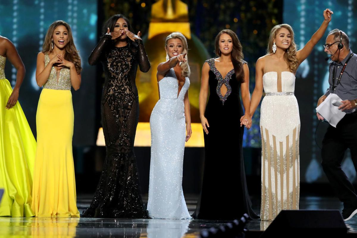 Miss America announces evening gown sponsor | Miss America ...