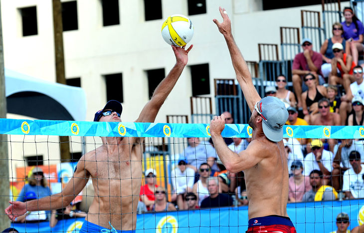 AVP volleyball to return