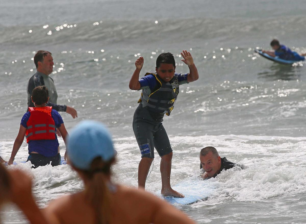 Heart of Surfing for families of autism