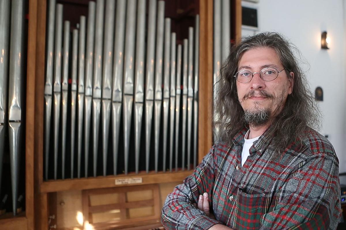 Italian Pipe Organ