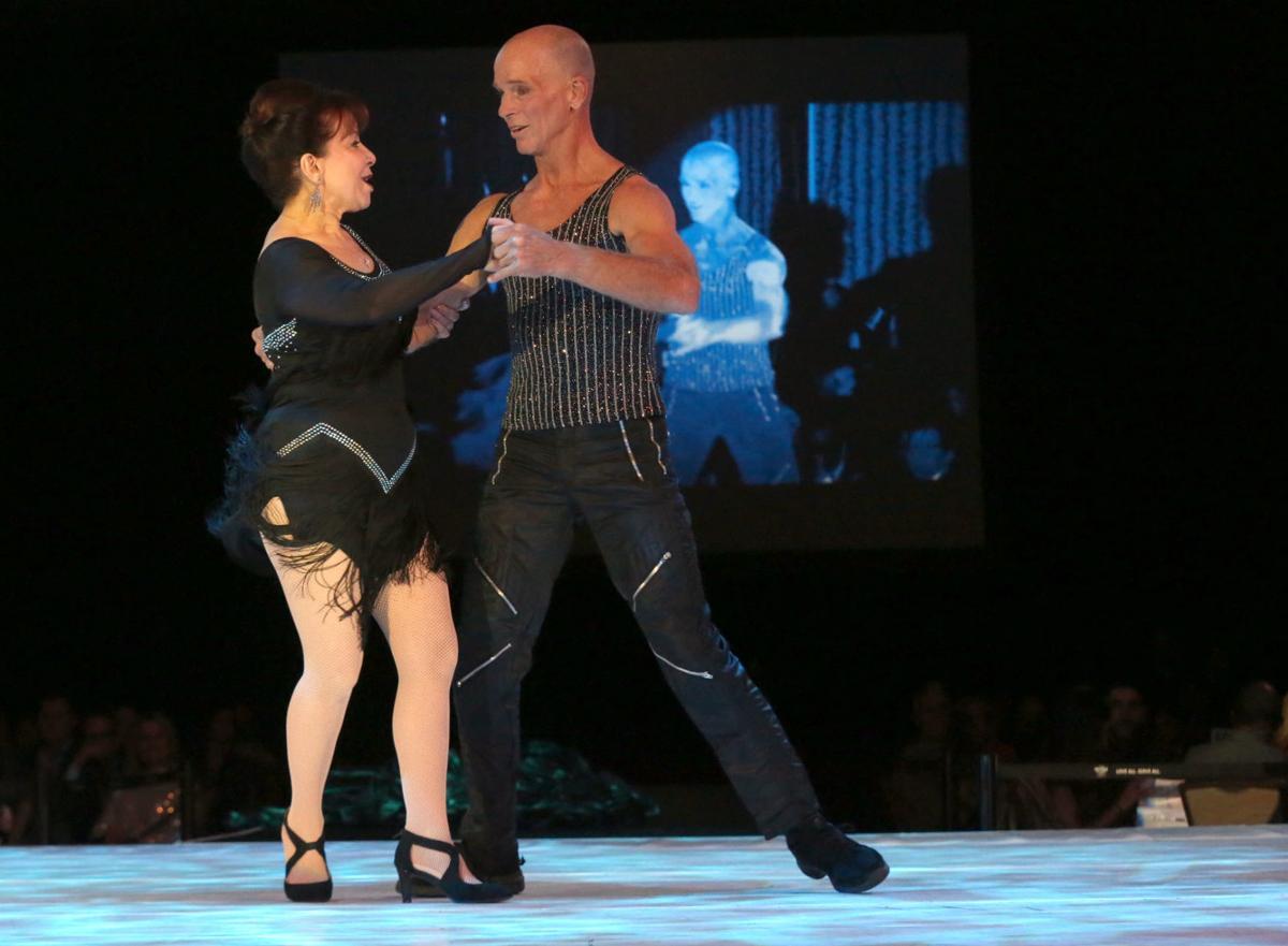 Dancing Under the Atlantic City Star