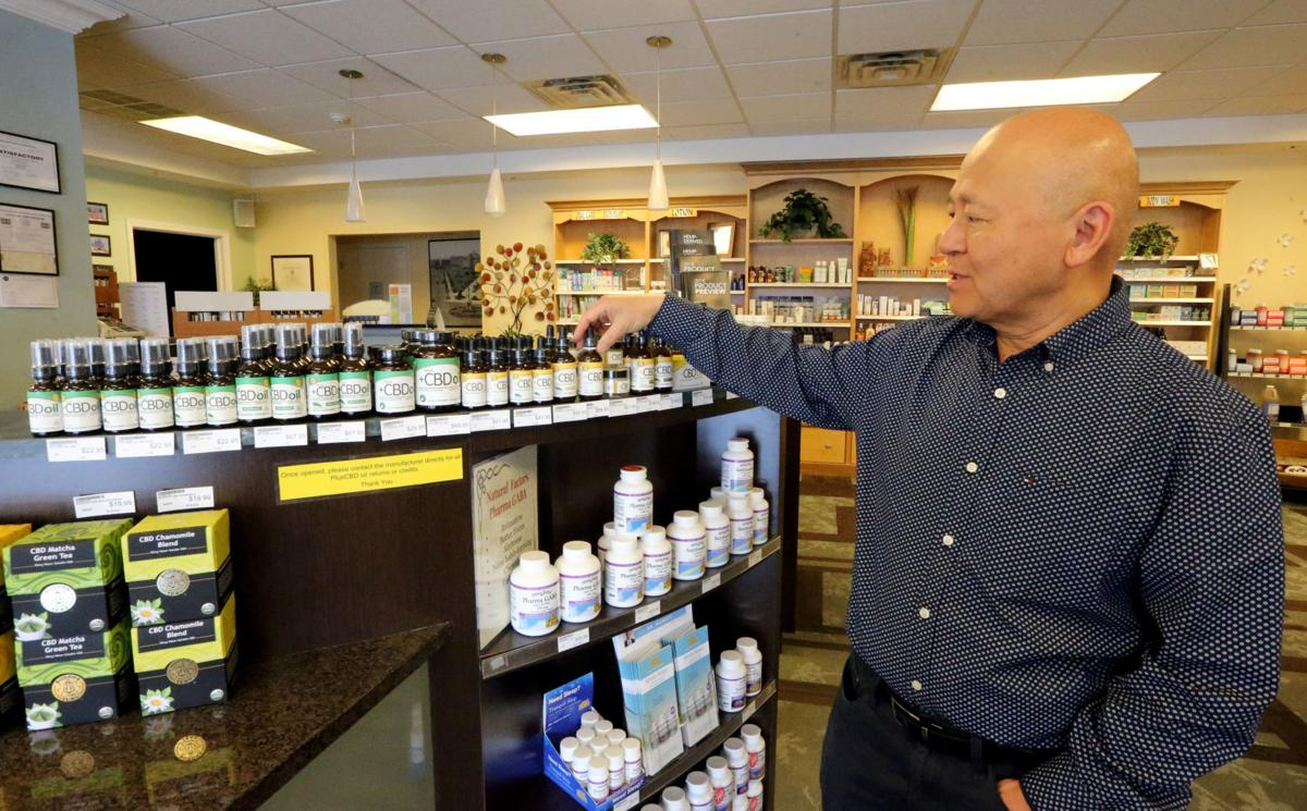 CBD, legal and scientific gray area, gains popularity in South