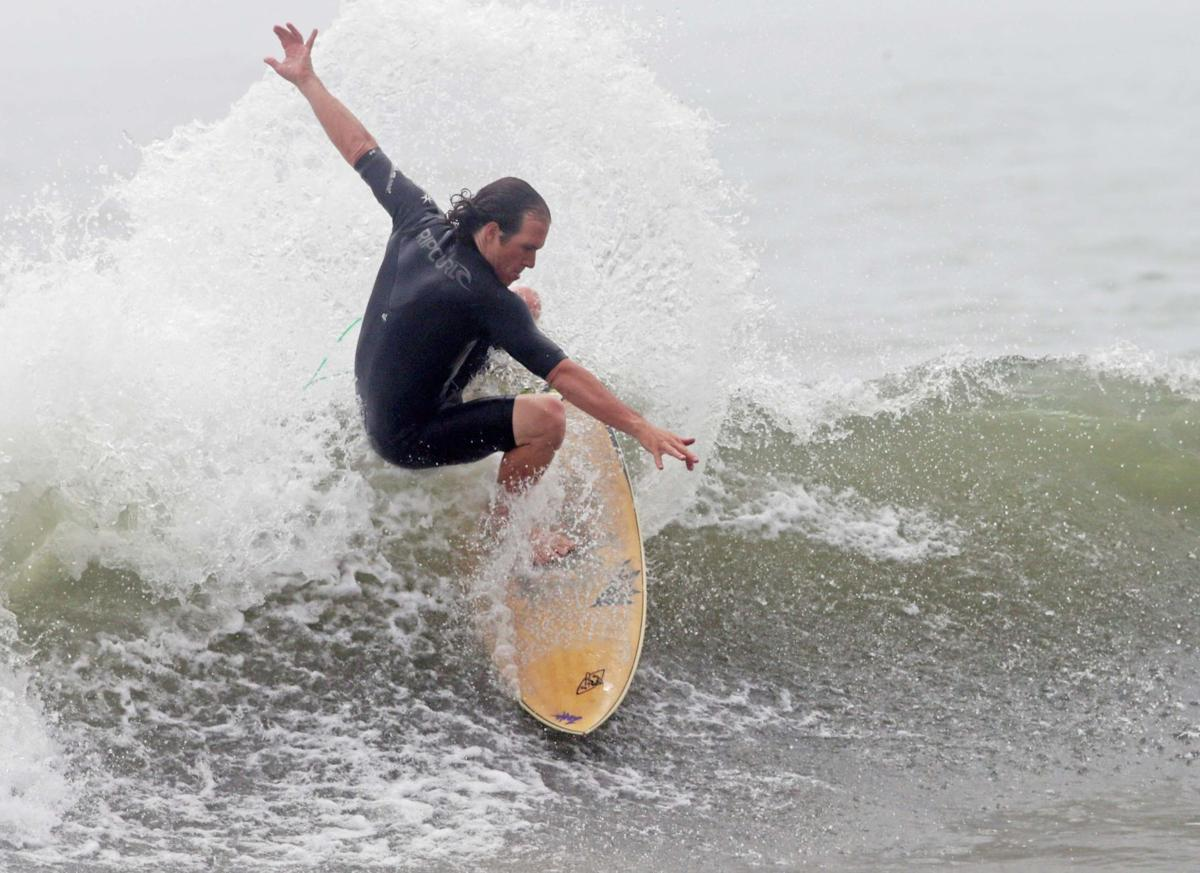 The Heart of Surfing contest