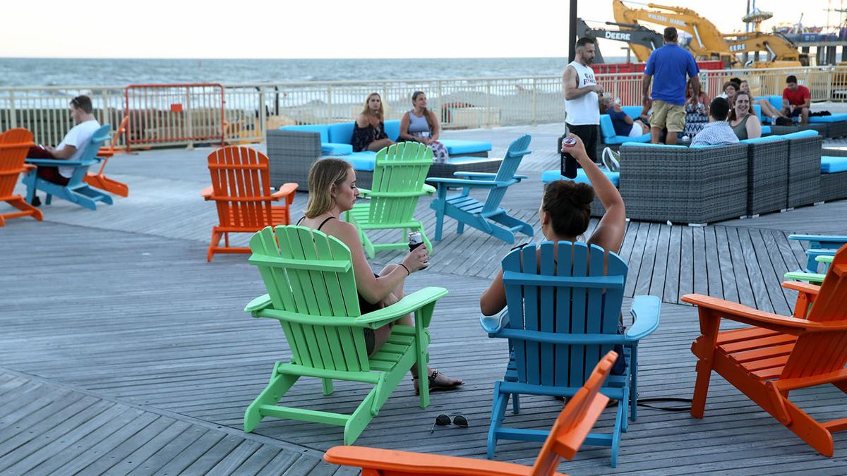 Atlantic City summer projects put on hold