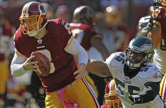 Eagles' flaws still concern some readers