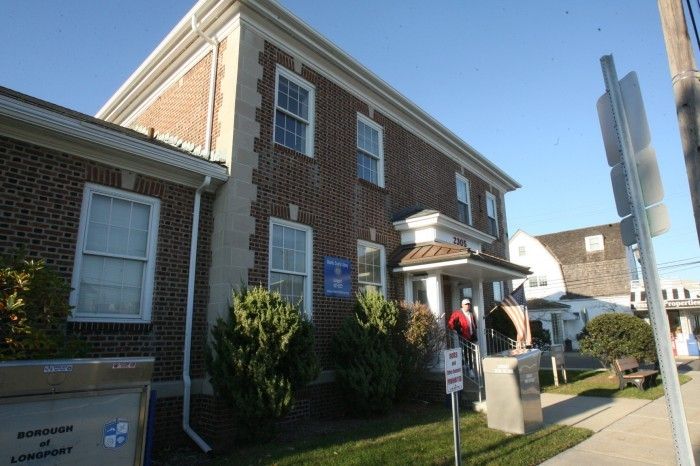 longport looks to leave county library system news