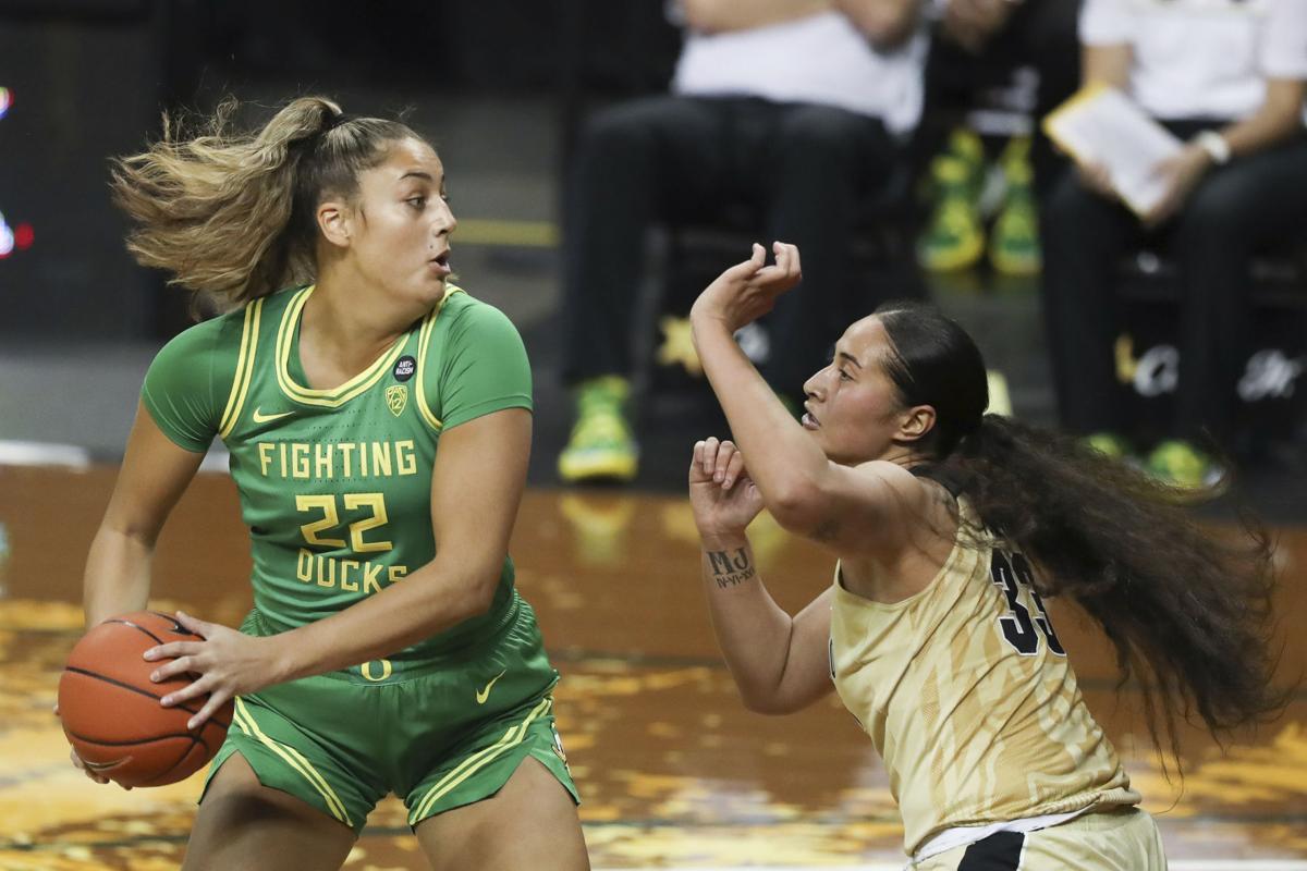 Colorado Oregon Basketball