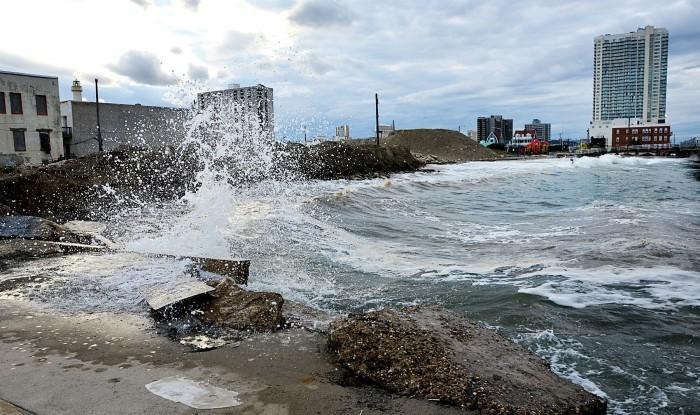 Coastal floodinig