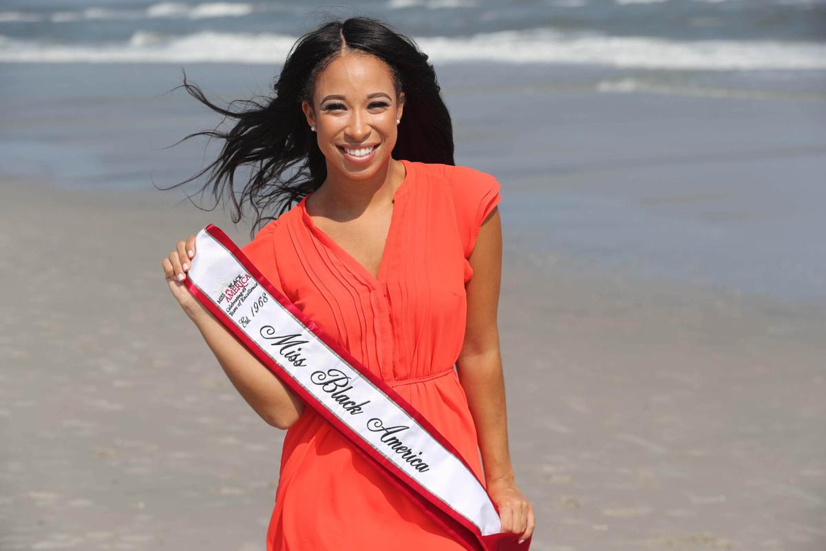 Brittany Lewis the new Miss Black America