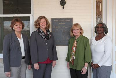 Women in Atlantic County government
