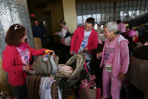 The 11Th Annual Shirley Mae Run and Michael J. Walk cancer benefit