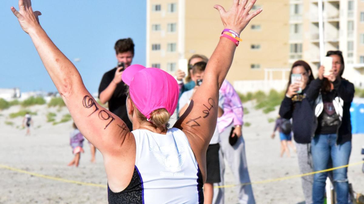 Photos from the Tri the Wildwoods triathlon