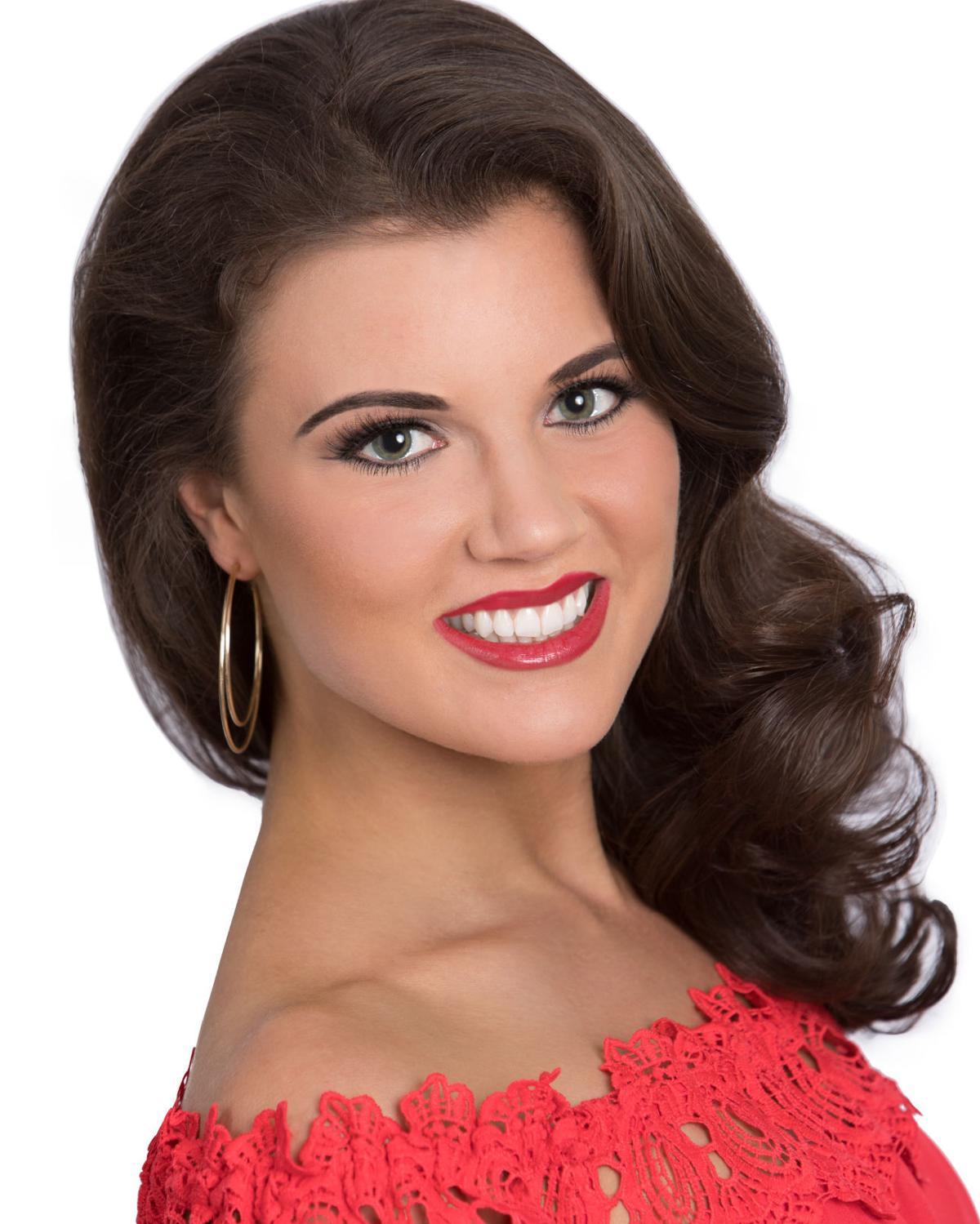 Miss New Hampshire 2017 Lauren Percy