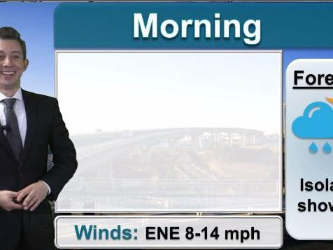 WEATHER: April 17th Morning Edition