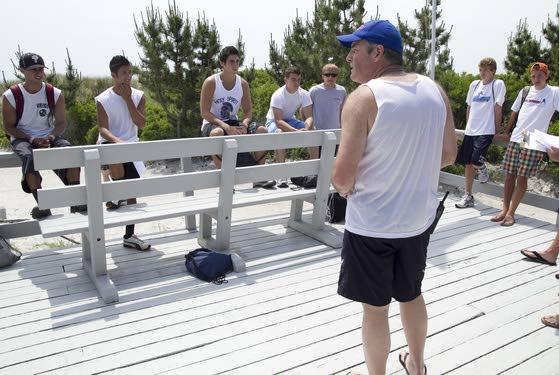 d70a3937f2a Rookie boot camp helps candidates pass Brigantine s lifeguarding test