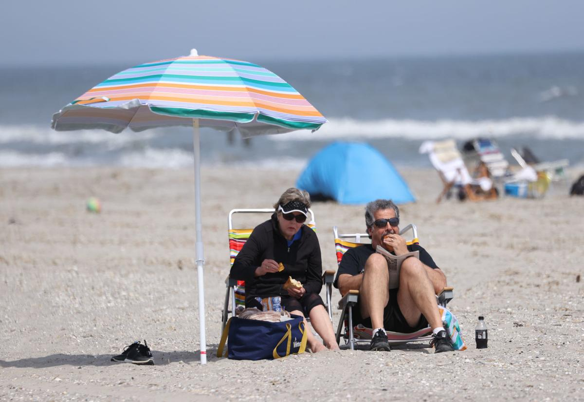 Atlantic City Boardwalk & Beach