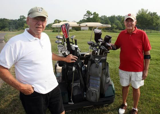 Weinberg: Remembering two golf friends lost