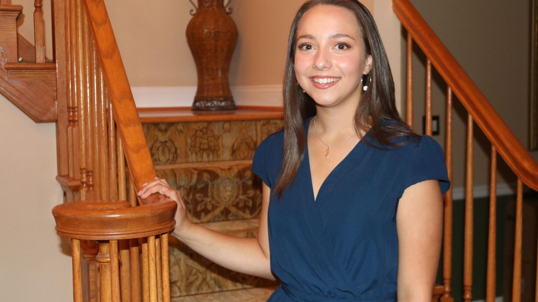 After a strange and difficult year, teen pageant winner from Ocean City ready for events