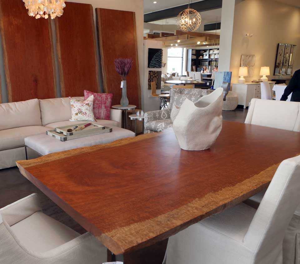Surroundings, A Custom Make And Design Furniture Store, Off Tilton Road In  Northfield, Wednesday, Sept, 17, 2014. The Store Offers Customers A Chance  To ...