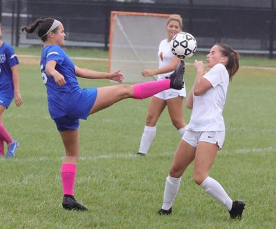 Middle vs Wildwood Catholic soccer game