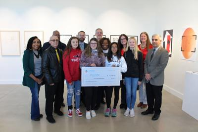 Lakeside Middle School steam grant