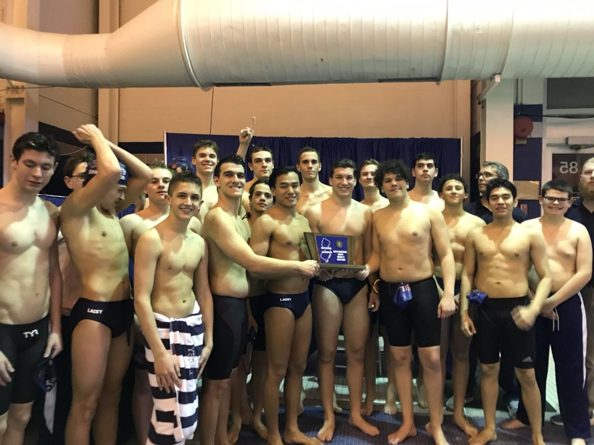 Lacey Township swimming