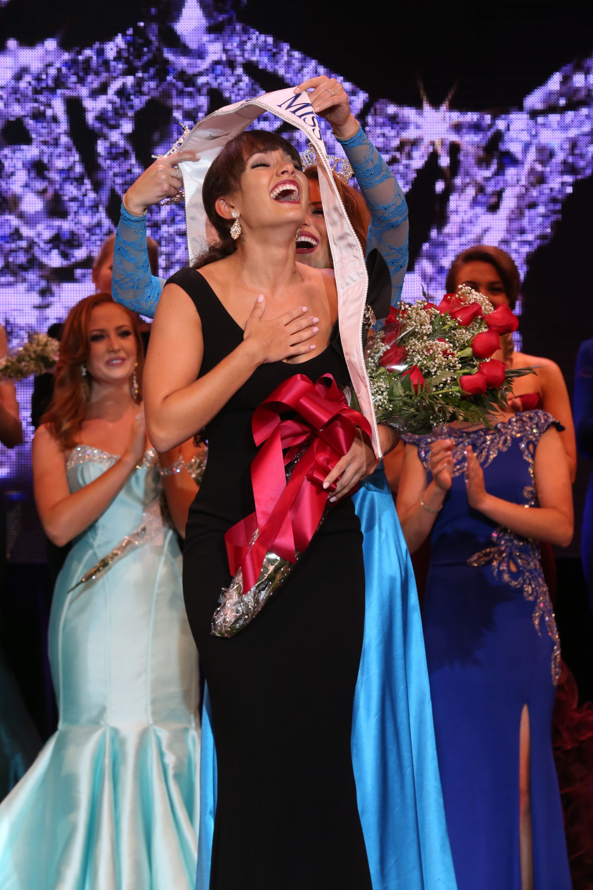 Miss New Jersey Crowning
