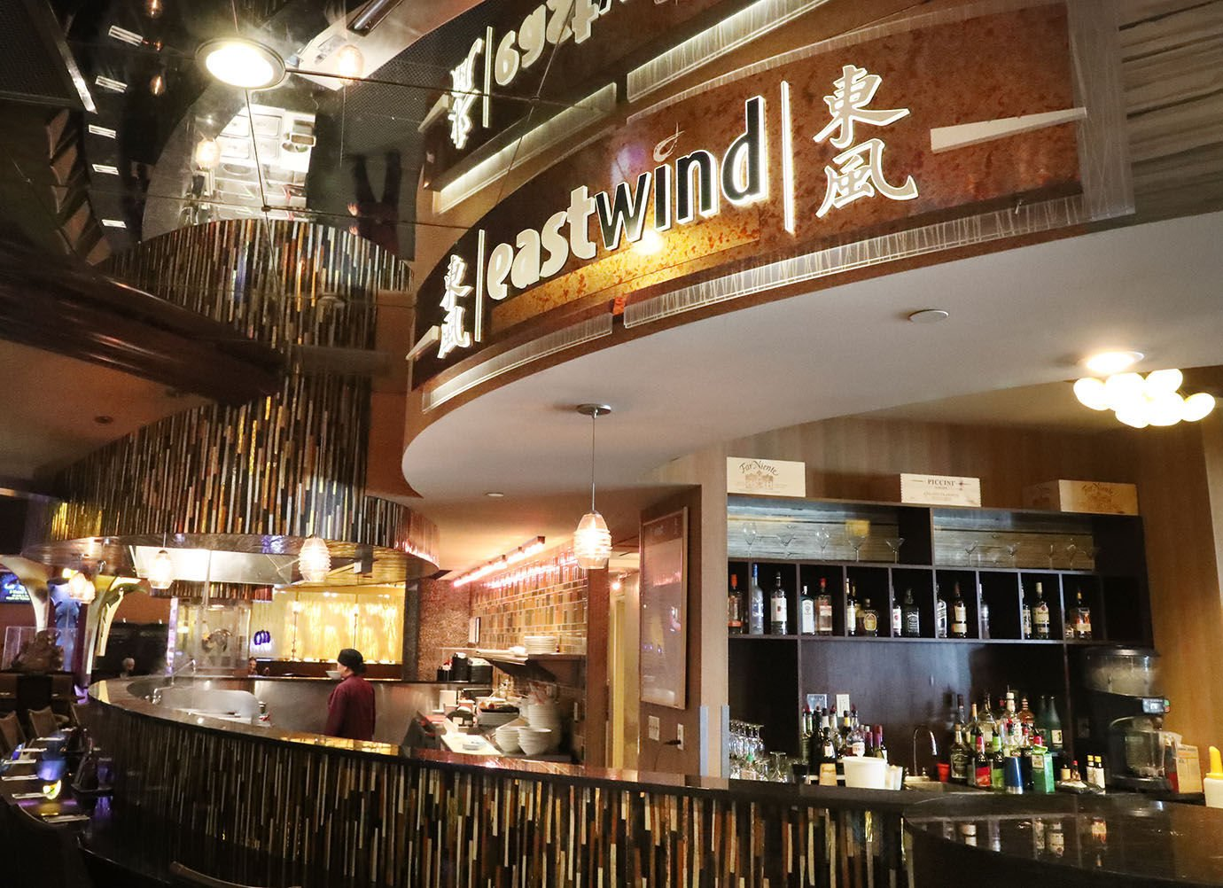 Eastwind makes itself a destination with new