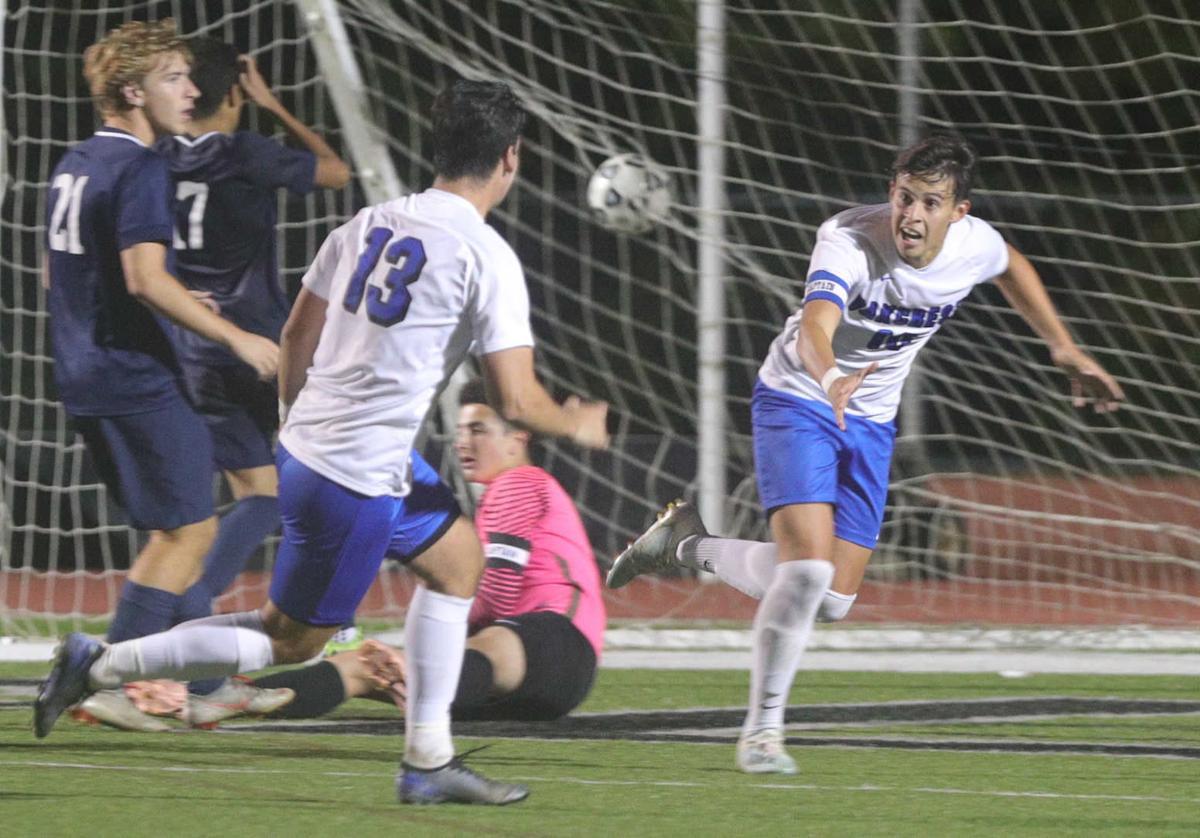 Cal boys soccer