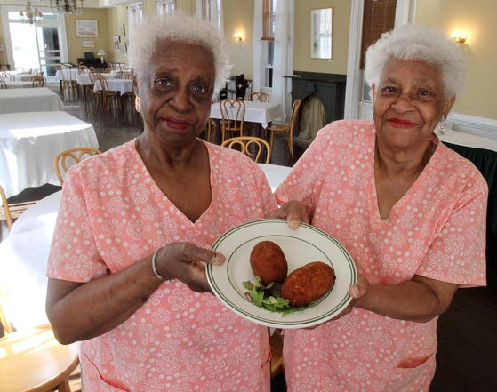 Classic southern cuisineDickerson sisters still serving family favorites at Chalfonte