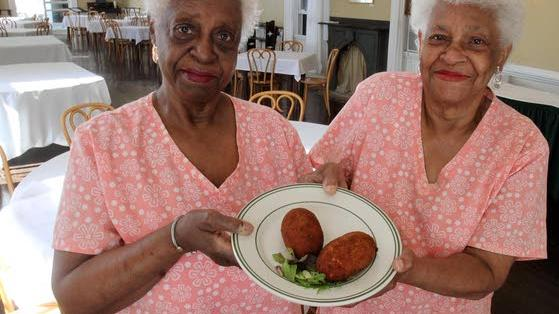 Classic southern cuisine: Dickerson sisters still serving family favorites at Chalfonte
