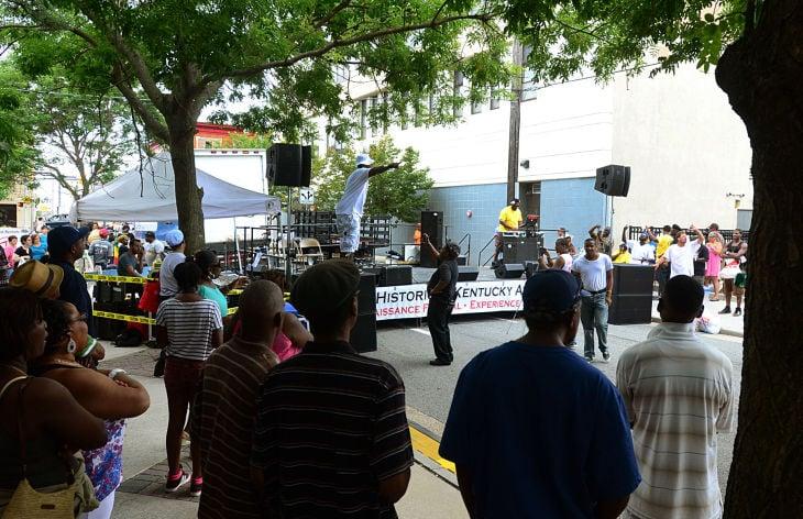 Kentucky Avenue Festival