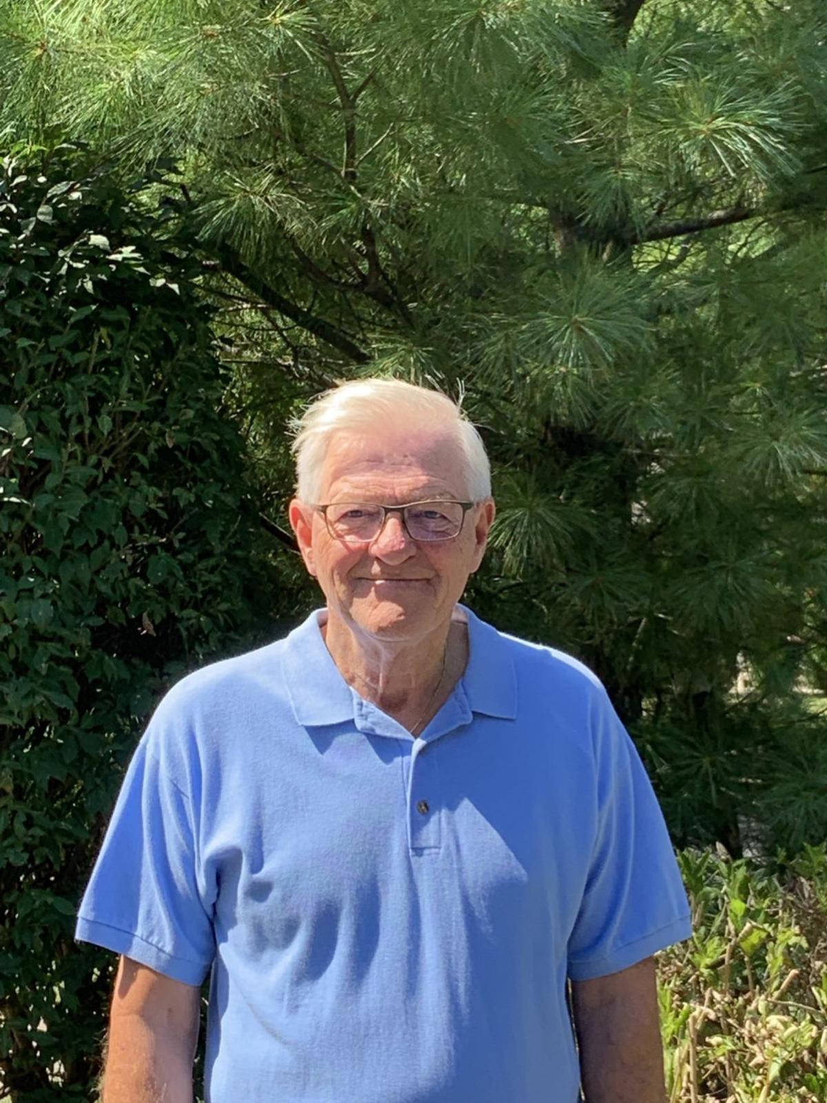 Democratic Ocean County Sheriff Candidate Gene Davis