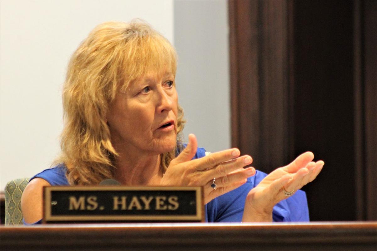 CMC Freeholder Hayes