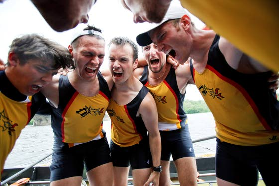 Locals help Drexel men, women dominate at Dad Vail Regatta