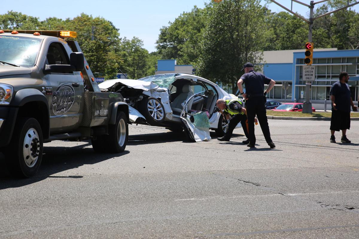Car Accident Tow