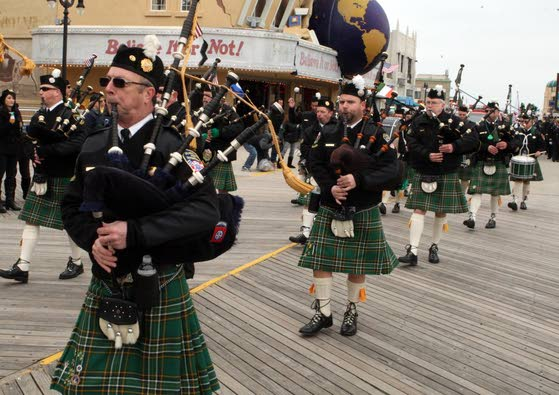 Celebrate St. Patrick's Day at local parades
