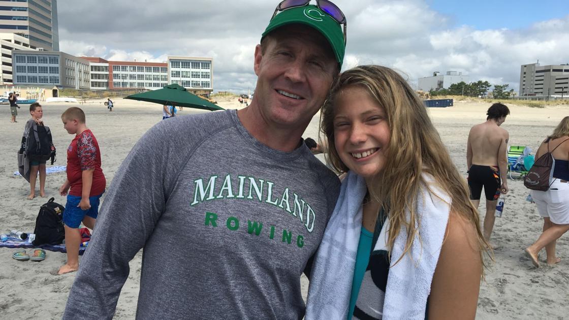 SEEN at the Pageant Ocean Swim in Atlantic City