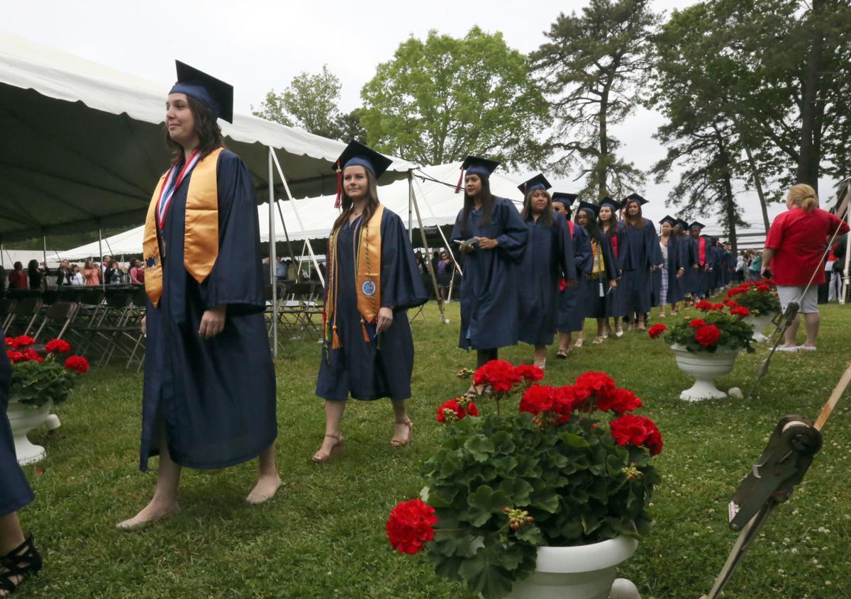 Atlantic Cape College Graduation