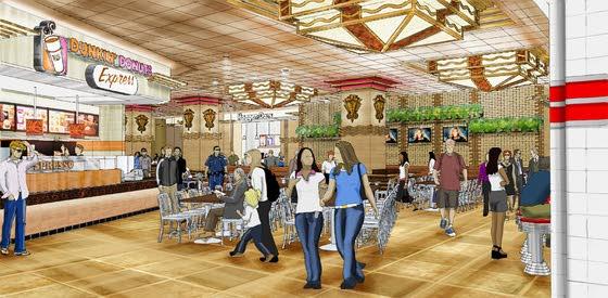 Resorts adding Quick Bites food court this summer